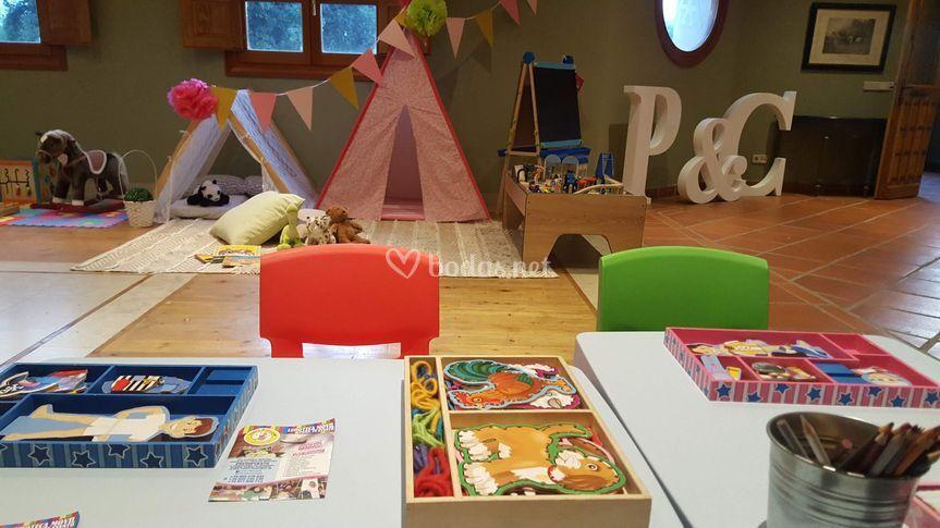 Mesas multi-actividades