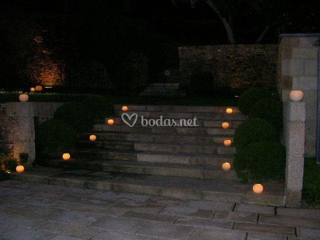 Ambientación velas