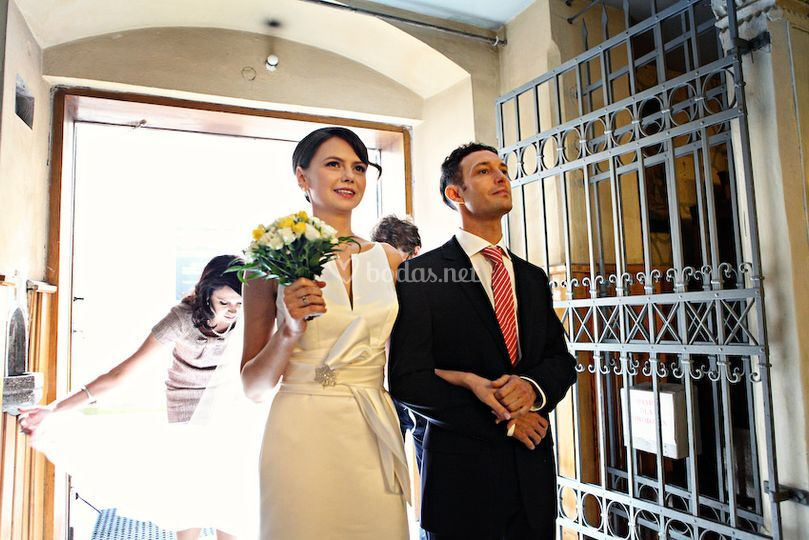 Reportaje de boda - Ceremonia