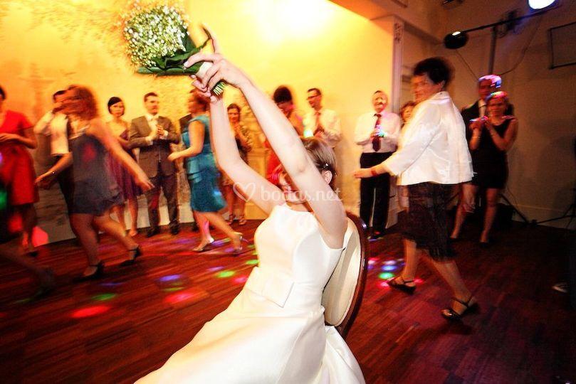Reportaje de boda - Baile