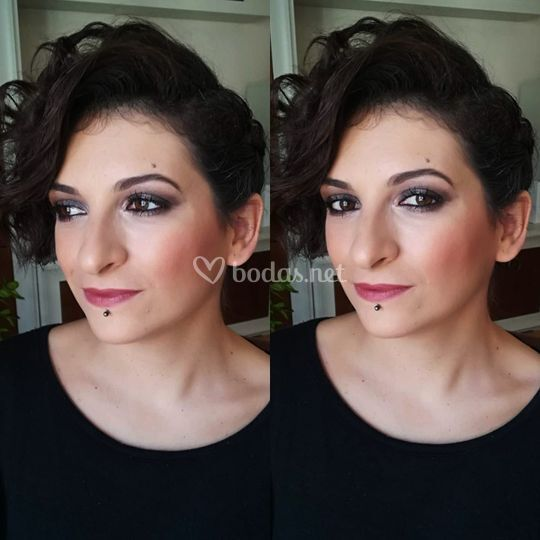 Maquillaje de ahumado