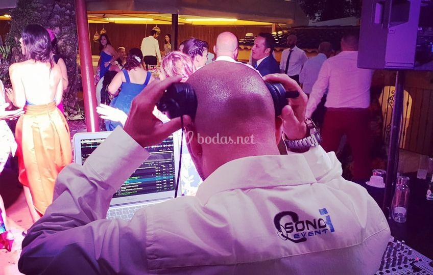 DJ's directo