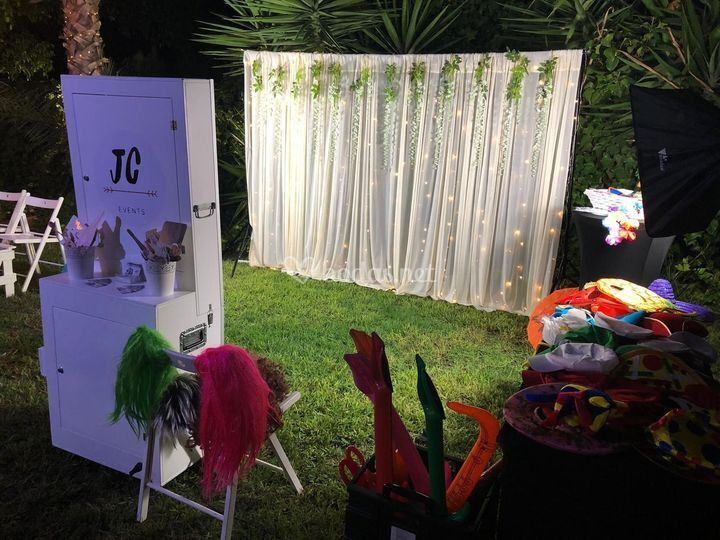 JC Events - Fotomatón