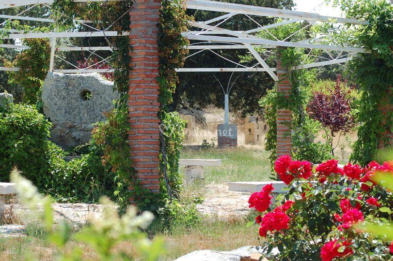 Jardines de las rosas