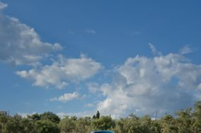 Javier Aguirre - Saab 93 cabrio