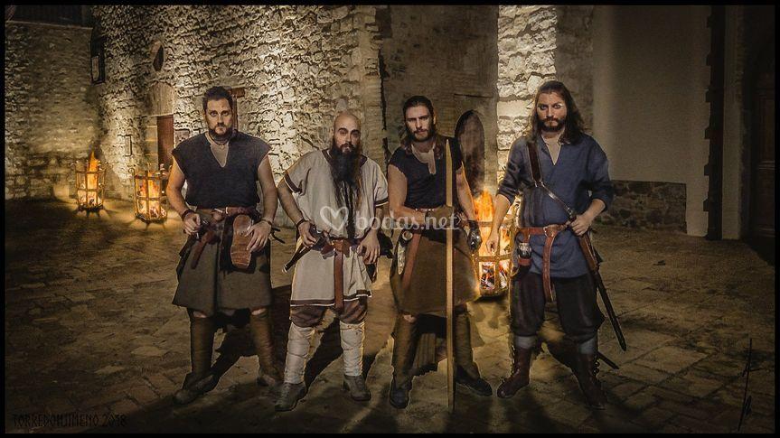 Vikingos de Hispania