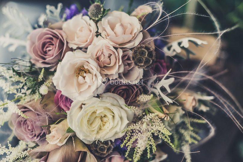 Escoge las mejores flores