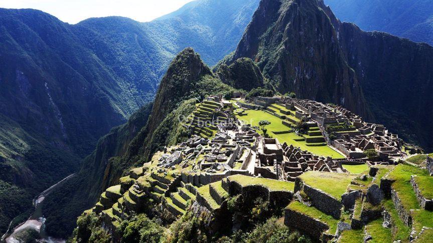 Perú desde el aire