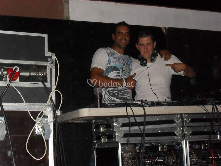 DJ Cuco y Yamaradas