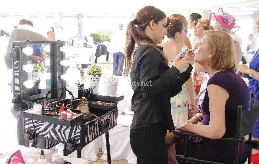 Beauty Corner de maquillaje