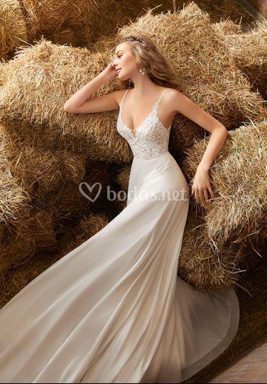 Vestido de novia Colección 2020
