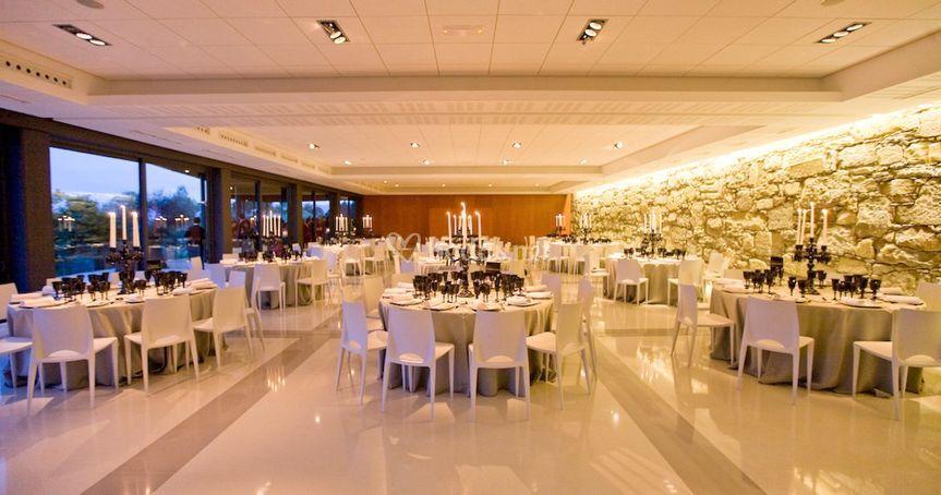 Salón Piano: banquete