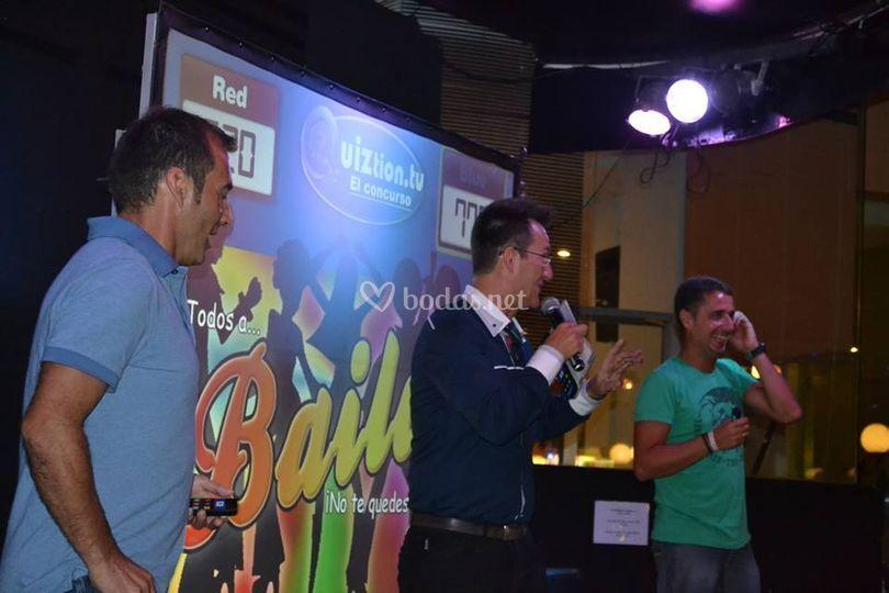 Concursos TV interactivos