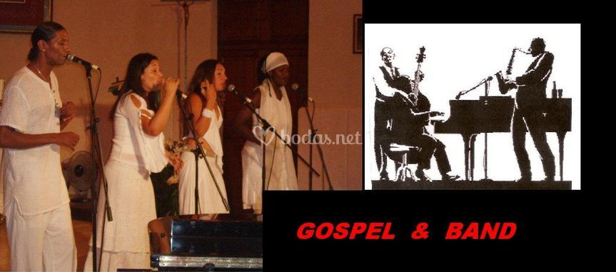 Gospel & Band. Gospel christmas band para Navidad