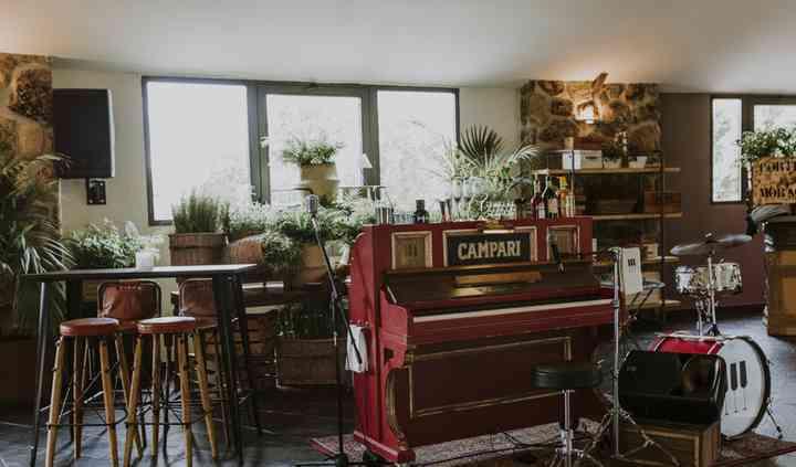 The Pianobar set en Madrid