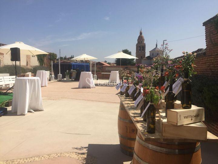 El Hilo de Ariadna - Catering Santa Ana by ACHPSA
