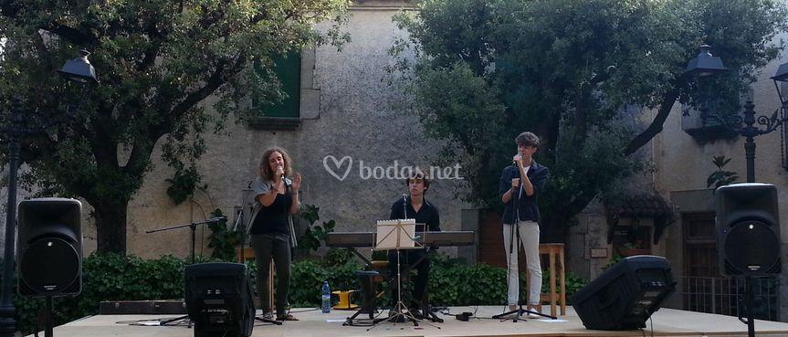 Concierto Katharsis Trio