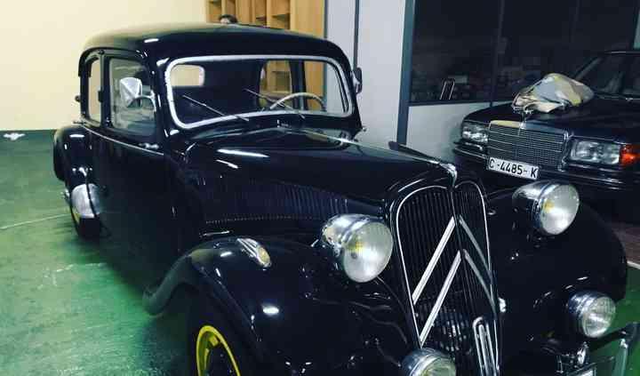 Citroën 11BL año 1952