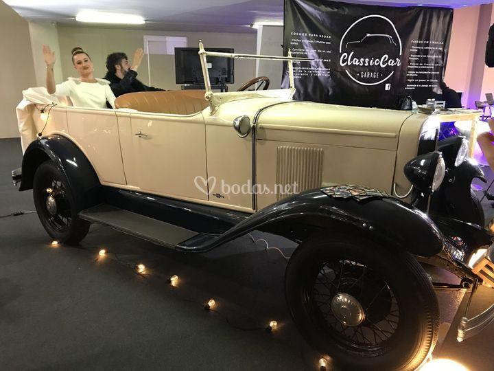 ClassicCar Garage