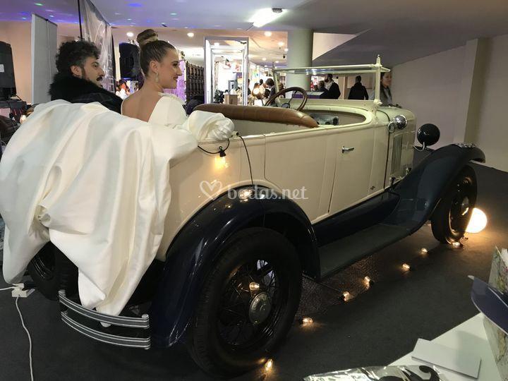 Chevrolet Doble Phaeton de 1931