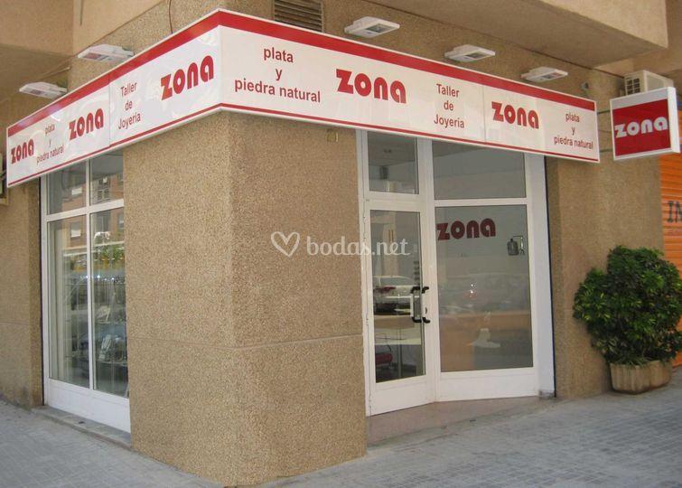Tienda Zona  de Alboraya