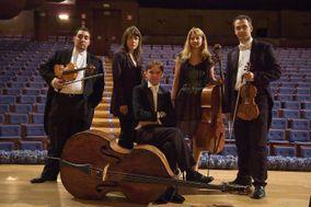 Quinteto de cuerda de Moscú