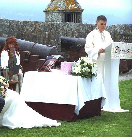 Ceremonias Alternativas