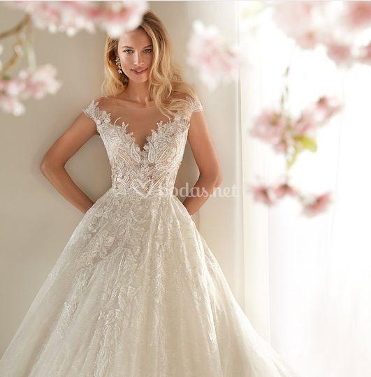 Vestidos novia en valladolid