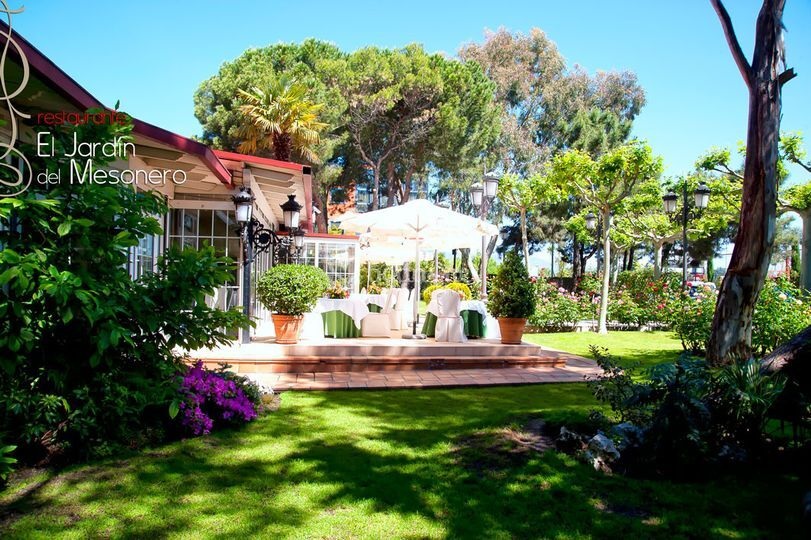 Restaurante El Jardín del Mesonero