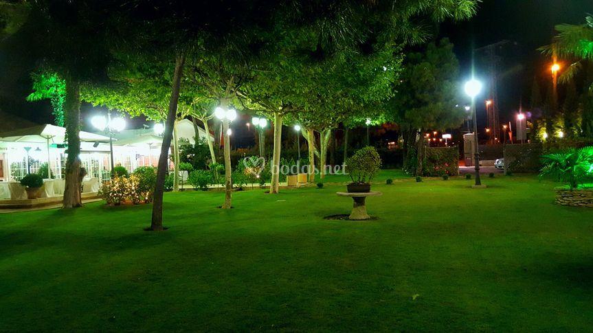 Rte El Jardín del Mesonero