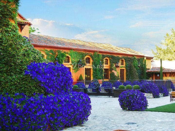 Antigua Fabrica de Harinas