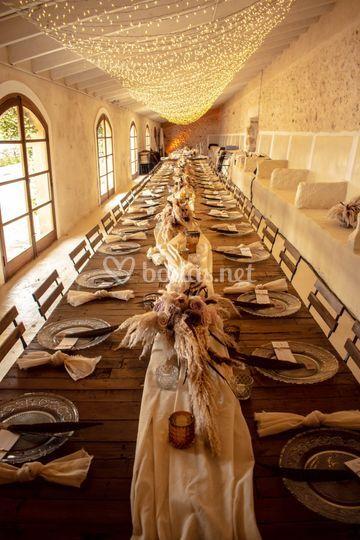 Binisagarra banquete