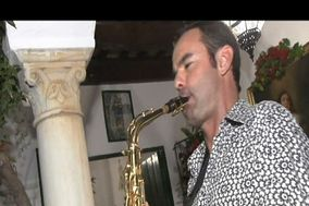 Saxofonista M. Guinea