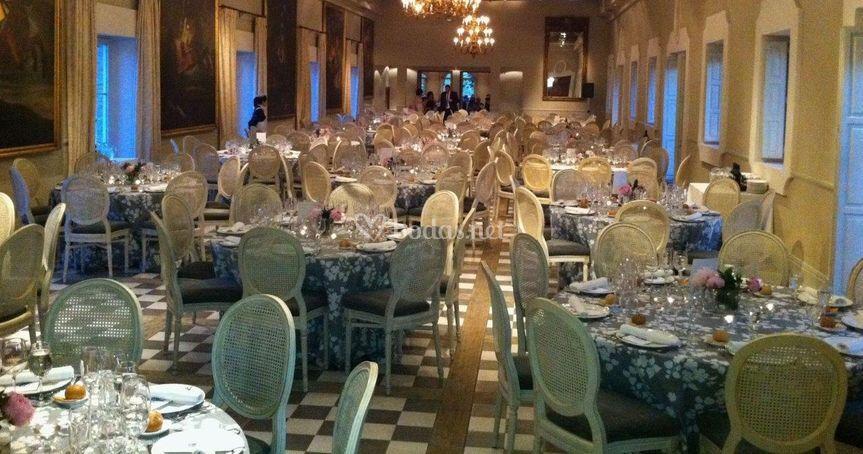Espacios propios para la boda