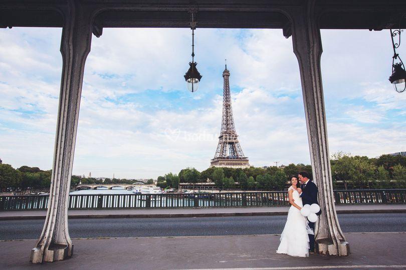 Potboda en París