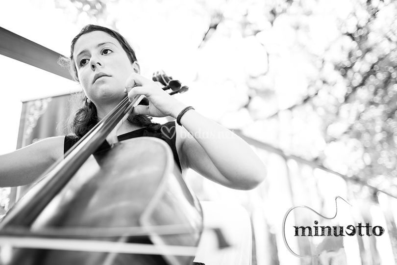 Minuetto Galicia - Cellista