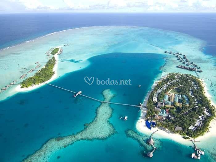 Paraíso en Maldivas