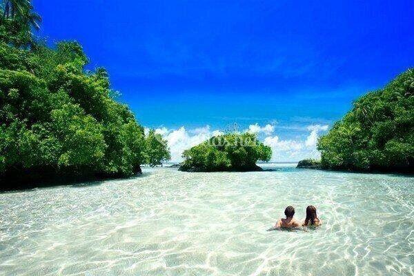 Samoa Archipiélago Polinesia