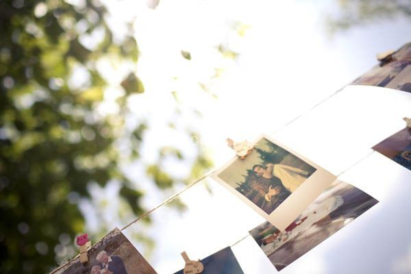 Tendedero de fotos. Foto: A. Ruso