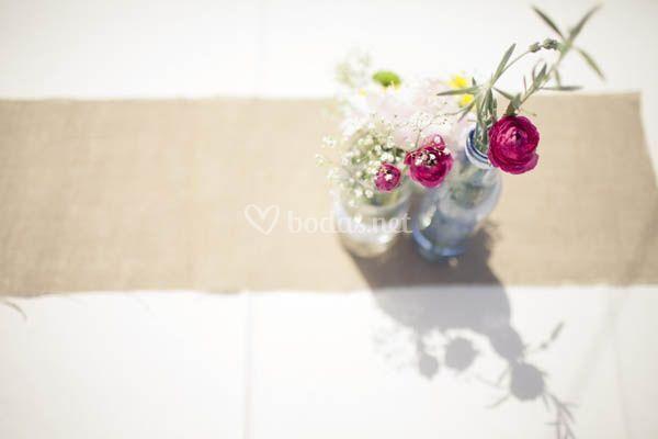 Flores. Foto: Arberas Ruso