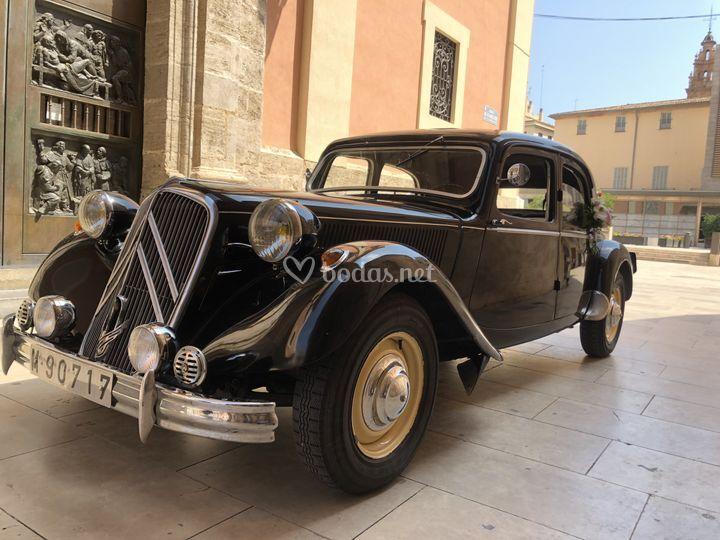 Citroën 15 Six (1948)