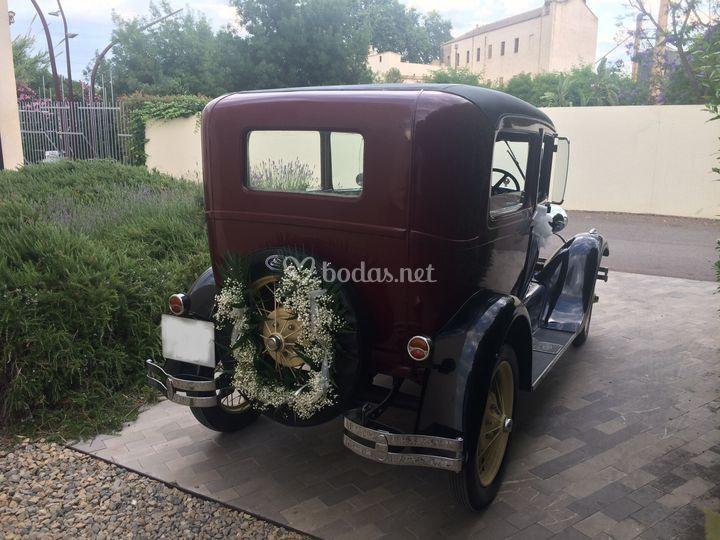 Ford A De luxe (1929)