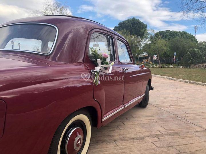 Mercedes 180 Ponton (1957)