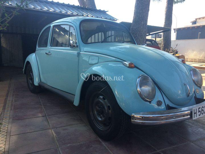 Volkswagen Escarabajo (1961)