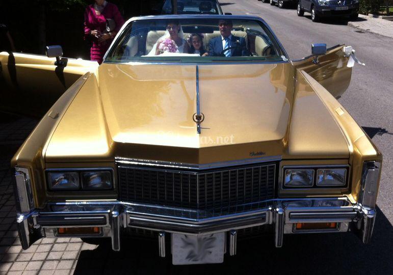 Cadillac el Dorado 1975