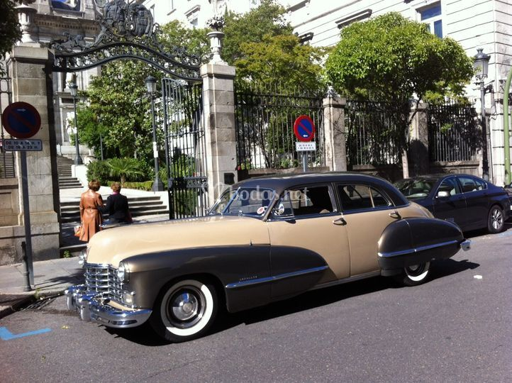 Cadillac 1942