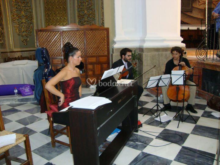 Dúo violin-piano de Dúo Violín-Piano