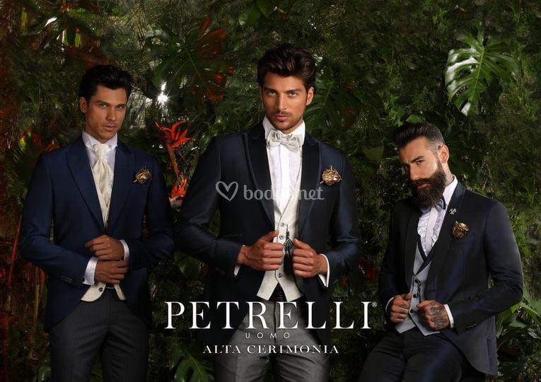 Colección Petrelli novios 2018