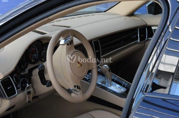 Porsche de alta gama
