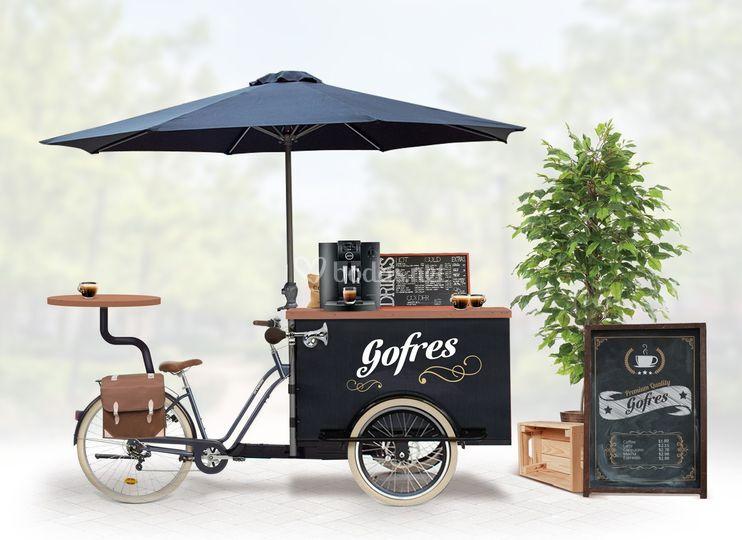 Bicicleta de Gofres